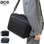 エースジーン ace.GENE ビジネスバッグ フレックスライトフィット フレックスライト FLEX LITE Fit  2WAY ショルダーバッグ (A4対応) メンズ 54556