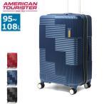 正規品3年保証 サムソナイト アメリカンツーリスター スーツケース AMERICAN TOURISTER エキスパンダブル VELTON Spinner 76 EXP ヴェルトン 95L 108L GL7-008