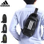 セール30%OFF アディダス バッグ adidas ボディバッグ ワンショルダーバッグ 斜め掛けバッグ 軽量 4L コンパクト 旅行 ブランド メンズ レディース 62471