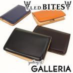 エルイーディーバイツ L.E.D.BITES 名刺入れ SHELL シェル カードケース メンズ コードバン 革 B-9088