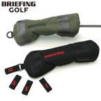 最大24%獲得 日本正規品 ブリーフィング ゴルフ BRIEFING GOLF B SERIES FAIRWAY WOOD COVER BG1732504 クラブヘッドカバー
