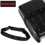 最大10%獲得 BRIEFING ブリーフィング ケースベルト ナイロン トラベル 旅行 スーツケースベルト BRA201G43 メンズ レディース