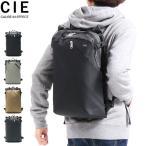シー リュック CIE リュックサック VARIOUS BACKPACK-01 バックパック B4 PC収納 メンズ レディース 021800
