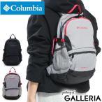 コロンビア  Castle Rock 15L Backpack II PU8186-010 Black