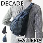 DECADE ディケイド ボディバッグ メンズ ワンショルダーバッグ 迷彩 カモ DCD-00604A