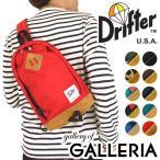Drifter ドリフター バッグ ショルダーバッグ メンズ レディース