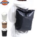 ディッキーズ リュック Dickies リュックサック SYNTHETIC LEATHER 2WAY BAG バッグ リュックトートリュック メンズ レディース A4 9L カジュアル 14504600