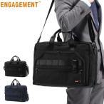 エンゲージメント ENGAGEMENT 2WAY ブリーフケース ビジネスバッグ A4 通勤ビジネス メンズ EGBF-004