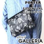 エッセンシャルデザインズ×ポーター バッグ サコッシュ ESSENTIAL DESIGNS×PORTER EDS×Reyn Spoonerシリーズ ポ-タ- 吉田カバン E161804