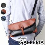 クラッチショルダー 4WAY セカンドバッグ メンズ gallery of GALLERIA ギャラリー オブ ギャレリア 本革 G107-2004