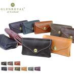 ショッピング小銭入れ GLENROYAL グレンロイヤル 財布 コインケース 小銭入れ カードケース メンズ 革 03-6188
