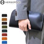 【ポイント15倍】HERGOPOCH エルゴポック クラッチバッグ クラッチ 正規取扱店 メンズ レディース 06-CL