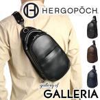【ポイント15倍】エルゴポック HERGOPOCH ワンショルダーバッグ ボディバッグ レザー 正規取扱店 メンズ レディース 本革 MG-OSR