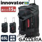 Yahoo!ギャレリア Bag&Luggageセール イノベーター ダッフルキャリー スーツケース innovator ソフトキャリーケース 2輪 軽量 旅行 キャリーバッグ GI5322CD (Mサイズ 65L 5〜6泊程度)