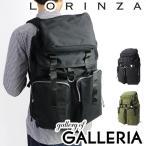 ロリンザ リュックサック LORINZA バックパック Double Pocket Backpack メンズ レディース LO-STN-BP05