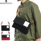 マキャベリック サコッシュ MAKAVELIC LIMITED 2WAY SACOCHE ICONIC ショルダーバッグ 小さめ メンズ レディース 3108-10509