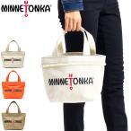 日本正規品 ミネトンカ バッグ MINNETONKA トートバッグ ミニトート Fringe Wide Tote Bag 小さめ 綿 レディース 14583200