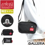 日本正規品 マンハッタンポーテージ ミッキー ショルダーバッグ Manhattan Portage Jogger Bag 斜めがけ 小さめ メンズ レディース MP1404LMIC19