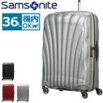 最大21%獲得 正規品10年保証 サムソナイト スーツケース Samsonite キャリーケース Cosmolite Spinner 75 94L メンズ V22-304