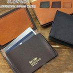SLOW カードケース スロウ ダブルオイル DOUBLE OIL レザー 革 メンズ レディース card case S0608D