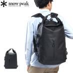 スノーピーク snow peak バッグ リュック 斜め掛け 4Way Waterproof Dry Bag M ワンショルダー メンズ 大容量 UG-376