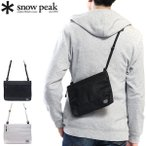 ���Ρ��ԡ��� �Хå� snow peak �����å��� Active Mesh Sacoche ���������Хå� �ߥ˥������� UG-628 ��� ��ǥ�����