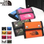 日本正規品 ザ・ノースフェイス THE NORTH FACE 財布 BC Dot Wallet 三つ折り財布 NM81820 コンパクト メンズ レディース