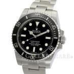 ロレックス サブマリーナ ノンデイト ランダムシリアル ルーレット 114060 ROLEX 腕時計