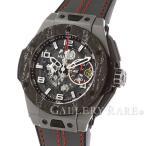ウブロ ビッグバン ウニコ フェラーリ カーボンチタニウム クロノグラフ チタニウム リミテッド 世界限定1000本 401.NJ.0123.VR HUBLOT 腕時計