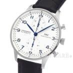 IWC ポルトギーゼ クロノグラフ IW371446 腕時計