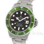 ロレックス サブマリーナ グリーンベゼル デイト Z番 16610LV デットストック ROLEX 腕時計