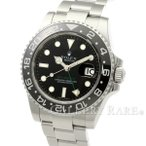 ロレックス GMTマスター 2 デイト V番 ルーレット 116710LN ROLEX 腕時計
