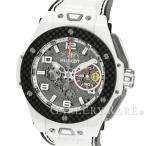 ウブロ ビッグバン フェラーリ ホワイトセラミックカーボン  401.HQ.0121.VR HUBLOT 腕時計