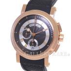 ブレゲ マリーンII クロノグラフ K18PGピンクゴールド 5827BR/Z2/5ZU BREGUET 腕時計