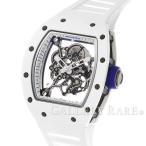 リシャールミル バッバ・ワトソン ジャパンブルー 日本40本限定 RM-055 腕時計