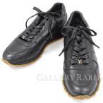 ショッピングヴィトン ルイヴィトン スニーカー シュプリーム コラボ Run Away Sneaker 1A3EPD LOUIS VUITTON Supreme 限定 レア 靴 メンズサイズ6 1/2
