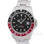 ショッピングロレックス ロレックス GMTマスター2 デイト U番 16710 ROLEX 腕時計