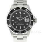 ショッピングロレックス ロレックス サブマリーナ デイト M番 ルーレット 16610 ROLEX 腕時計