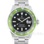 ロレックス サブマリーナ デイト ライムベゼル F番 16610LV ROLEX 腕時計 ウォッチ ファット4 ビッグスイス