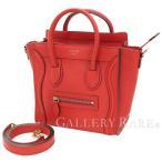 セリーヌ ハンドバッグ ラゲージシリーズ ナノショッパー 168243 CELINE バッグ 2wayショルダーバッグ