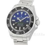 【サマーセール】ロレックス シードゥエラー ディープシー Dブルー ランダムシリアル ルーレット 116660 ROLEX 腕時計 ウォッチ ダイバーズ