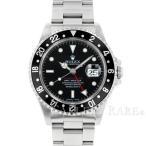 ロレックス GMTマスター1 リアルマッコイズ チャックイエーガー 1st 黒黒ベゼル U番 16700 ROLEX 腕時計