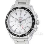 ショッピングオメガ オメガ シーマスター アクアテラ GMT クロノグラフ 231.10.44.52.04.001 OMEGA 腕時計