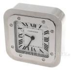 カルティエ サントスドゥカルティエ テーブルオクロック 置き時計 W0100150 Cartier 時計 クォーツ