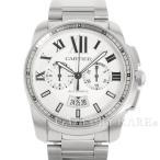 カルティエ カリブル ドゥ カルティエ クロノグラフ W7100045 Caritier 腕時計