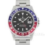 ロレックス GMTマスター 2 デイト 赤青ベゼル A番 16710 ROLEX 腕時計