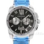 カルティエ カリブル ドゥ カルティエ クロノグラフ W7100061 Caritier 腕時計