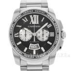 カルティエ カリブル ドゥ カルティエ クロノグラフ W7100061 Caritier 腕時計 ウォッチ