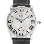 カルティエ ロトンド ドゥ カルティエ パワーリザーブ W1556369 Cartier 腕時計 手巻き ウォッチ