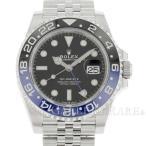 ロレックス GMTマスター2 デイト ランダムシリアル 126710BLNR ROLEX 腕時計 ウォッチ 青黒ベゼル 2019年新作